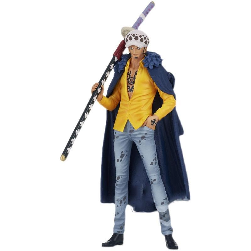 Pre Verkauf Trafalgar Law Anime Figur Ein Stück Anime Figur Ein Stück Film Peripherie Modell Trafalgar Law Pvc Spielzeug Unisex spielzeug