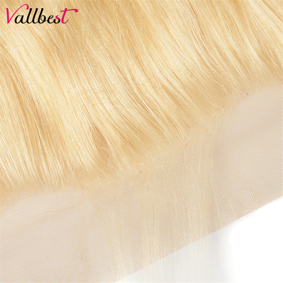H15d5112356d64a2d814947bb4ed215e2V Vallbest 613 Bundles With Frontal Brazilian Body Wave 3 Bundles With Closure Remy Human Hair Blonde Bundles With Frontal Closure