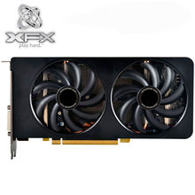 XFX R9 270 270A 2GB Grafikkarten 256Bit GDDR5 Video Karte für AMD R9 200 serie VGA Karten RX560 470 570 460 580 480 verwendet