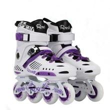 Shoe Roller-Skates Skating Inline Sneaker Professional Adult Ajustable Women Size-35-44