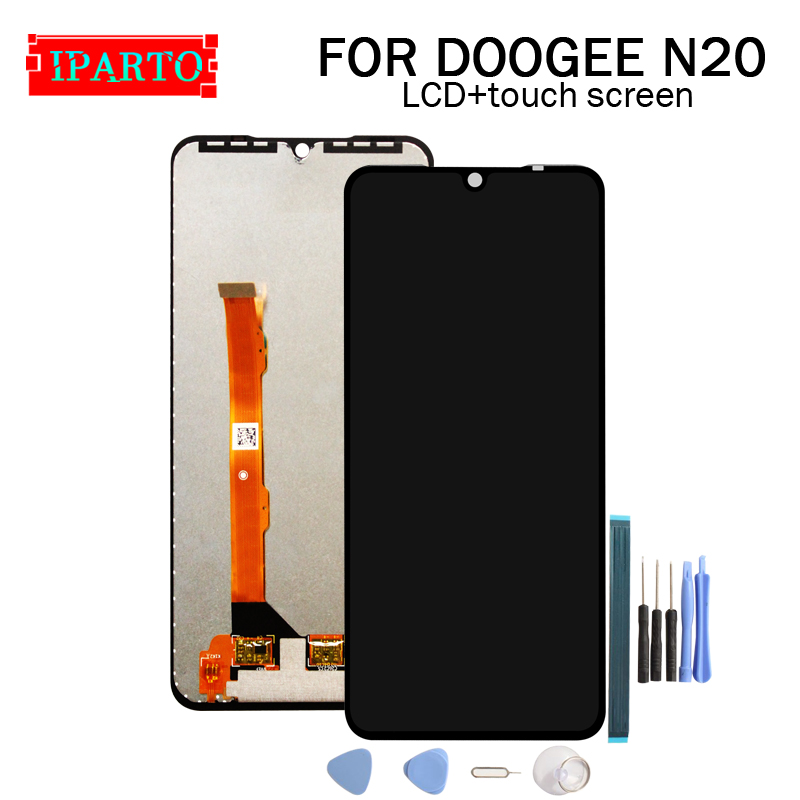 Digitizer Lcd-Display Touch-Screen Doogee N20 Assembly for 100%Original 100%Original title=