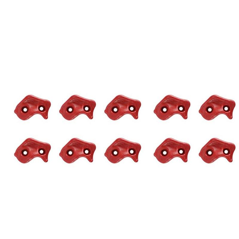 10 Pcs red