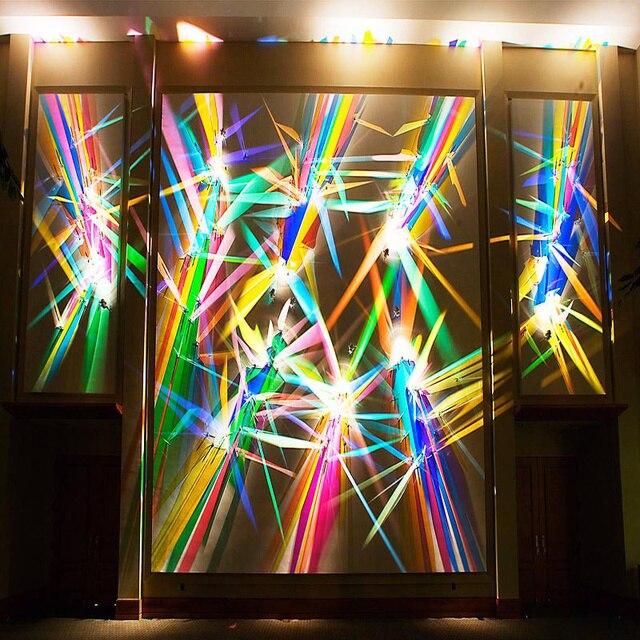 Фото кубическая призма бракованный крест дихроический зеркальный