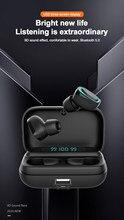 Fone de ouvido sem fio fone de ouvido estéreo bluetooth 5.0 tws controle toque sem fio fones