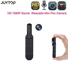 Mini câmera portátil t189 full hd, 1080p, dvr, câmera com clipe para gravação de vídeo e voz câmera fotográfica para câmera