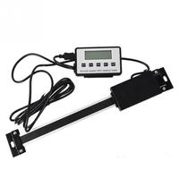 0 150/300mm Ruler Linear Tool Measuring Scale Led Portable LCD Display Accurate Digital Readout Instruments For Milling Lathe