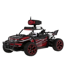 Remote Control Car 1:18 Remote Control Car 2.4Ghz 4Wd 20Km / H Rc Off-Road Vehicle Wifi Fpv Camera Off-Road Vehicle Toy