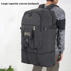 Super Capacity Backpack Travelling Men Travel Traveling Bags Duffle Luggage Duffel Weekend Sport Women's Bag Large Trip