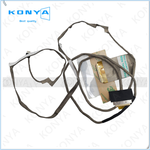 New Original Video screen Flex For Lenovo IdeaPad G505 G500 G510 laptop LCD LED LVDS Display Ribbon cable DC02001PS00