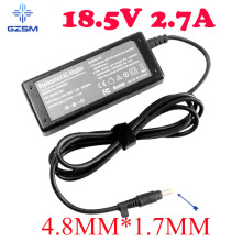 цены GZSM 18.5V 2.7A 50W Laptop power Supply For HP 101880-001 101880-001 Adapter 120765-001 146594-001 159224-001 Laptop Charger