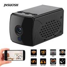 WIFI Cam Mini Wifi Nanny Camera  IP/AP Camera Cloud Storage 1080P HD Night Vision video Micro Wireless Surveillance Camera Real