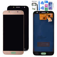 Para Samsung Galaxy J5 Pro 2017 J530 J530F pantalla LCD con montaje de digitalizador de pantalla táctil J5 2017 J5 Duos LCD envío Gratis