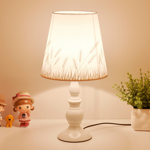 Image 4 - Crystal Table Lamps For Bedroom Living Room LED Bedside Lamp Art Modern Bed Lamp Christmas Decoration Lampe De Chevet De Chambre