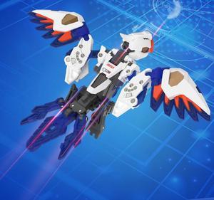 Image 4 - XIAOMI MIJIA 52 おもちゃユニバーサルシリーズ計画オウム動物モデルのおもちゃアクションフィギュア変形ロボット 5 センチメートルキューブ子供のギフト