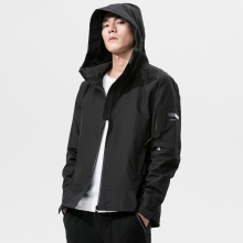 Spring Autumn Jackets Mens Thin Windbreaker Jacket Male Fashion Waterp