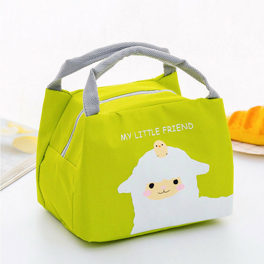 Для женщин детская Для мужчин изолированные обед Кемпинг Сумка-тоут Оксфорд коробка сумка Термальность сумка-холодильник сумки Высокое качество Водонепроницаемый - Цвет: F
