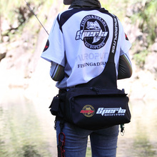 Multi-function road Asian bag fishing slung special package tool Messenger gear