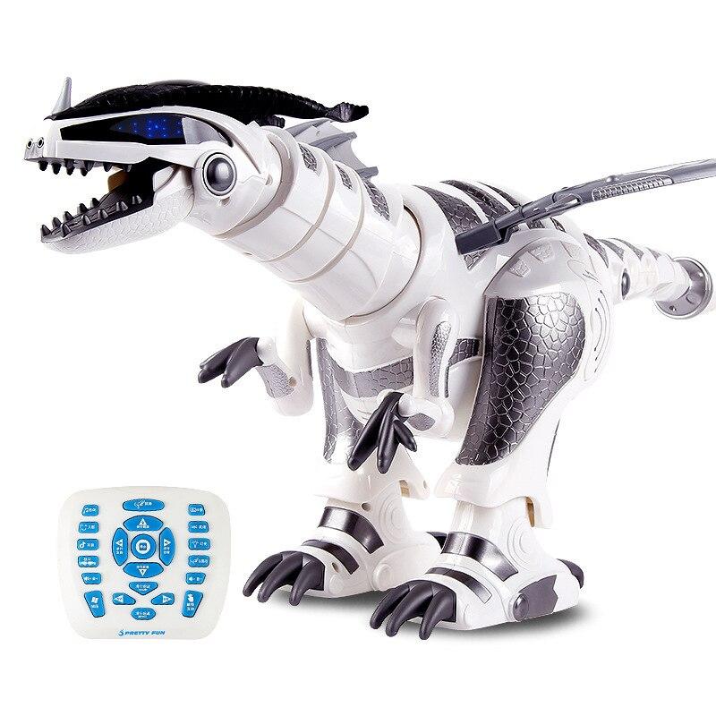 66CM Large Smart Robot Toy RC Dinosaur Touch Sensing Smart Conversation English Popular Science Teaching Educational Robotics - 4
