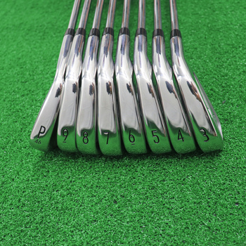 Golf Club T-100 Iron T100 Golf Irons Set 4-9P/48 R/S Flex Shaft With Head Cover Free Shipping tourok golf head brand new cb003 forged from japan irons heads set 4 9p 7pcs