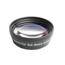 AMS-Additional 15x Macro Lens Macro Hd Anti-Shake Portable Camera Lens Filters For Dji Osmo Action Camera
