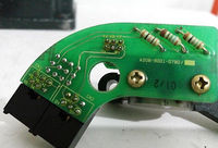 Dhl/ems 1 pc 사용 된 FANU-C A20B-9001-0780 goood condition-e1 테스트