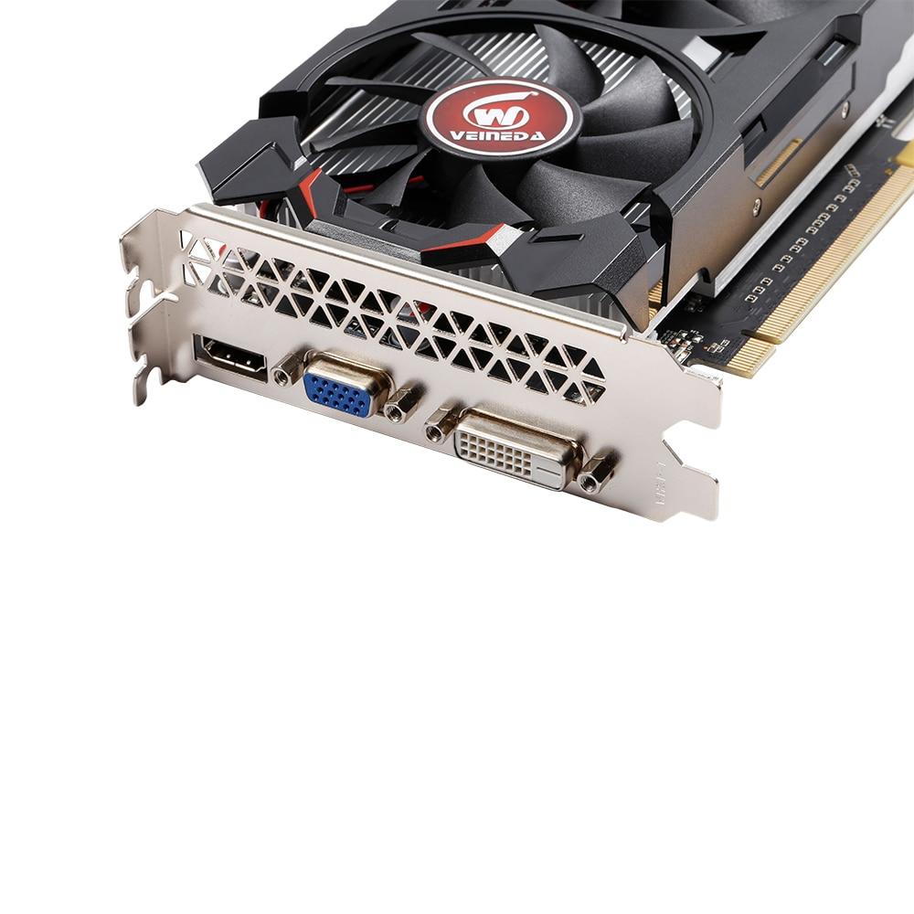 Оригинальная Видеокарта gtx 950 2 Гб 950 бит GDDR5 графическая карта для nVIDIA Geforce GTX Hdmi Dvi карта-3