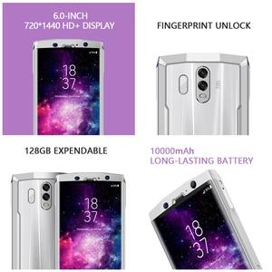 Image 3 - Global version HOMTOM HT70 10000mAh Big battery 4GB 64GB Mobile Phone MTK6750T 6.0 inch HD+ Octa core  Fingerprint smart phone