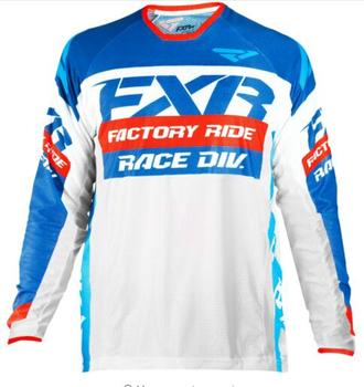 Nuevo 2020 FXR MOTO GP camisetas Moto XC moto cicleta GP XC BMX DH MTB camiseta ropa de bicicleta de montaña Moto Cruz Jersey