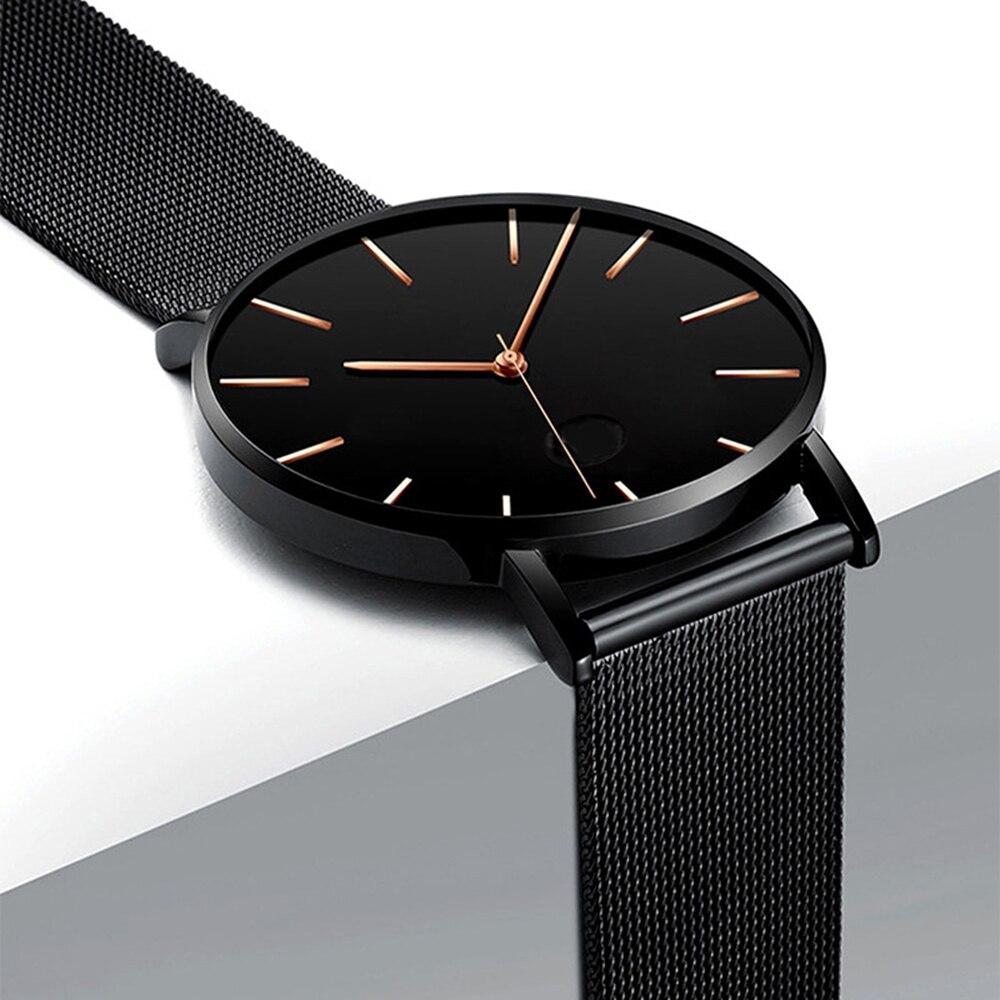 Minimalist Watch Reloj Hombre Watches For Men Relogio Masculino Montre Homme Man Orologio Uomo Mens Relojes Para Horloges Mannen