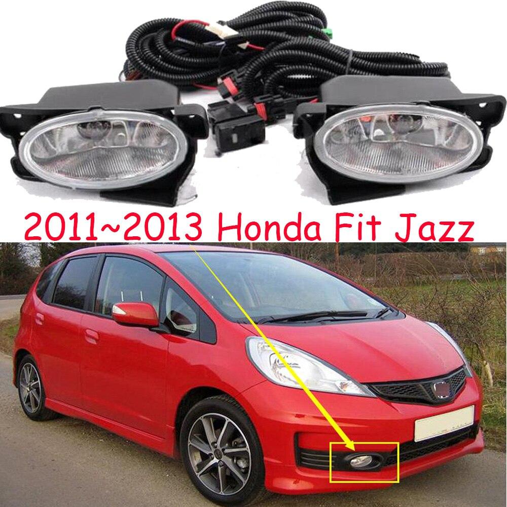 Carbon Bonnet Hood Gas Strut Lift Damper Kit 2Pcs for HONDA 2013 Fit Jazz