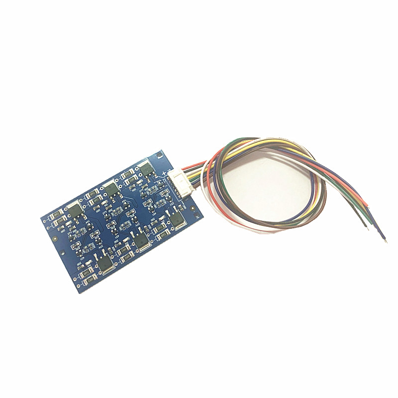 6S Balance Board Equalization Circuit 2.7V/16V LTO Lithium Titanate Battery/Super Farad Capacitor Protection Board