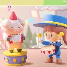 Blind-Box Figures Guess-Bag Apple Toys Cute Ciega Gift Doll Model Desktop-Ornaments Caja