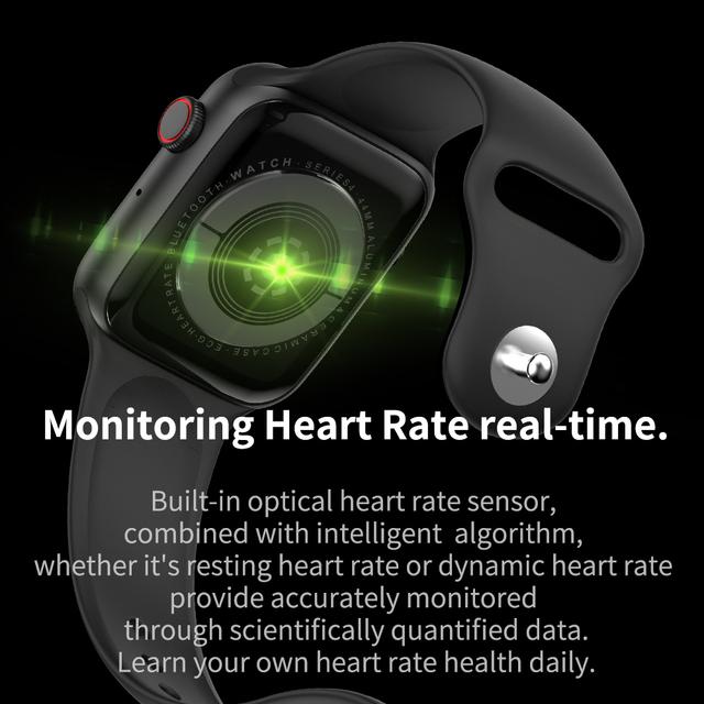 Smart Watch Smartwatch Smart Watch Men Smart Watch IOS Reloj Inteligente Smartwatch IOS Smart Watch for Apple IOS IWO 8 9 10