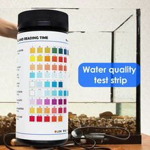 Tester Aquarium Nitrate Drinking-Water Water-Quality Pool PH Bromine PET Fish-Pond 50pcs