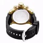 Top Marke Echte männer uhren sport uhr GROßE Zifferblatt gold quarzuhr Spezielle geschenk für männer Klettern Armbanduhren montre homme - 5