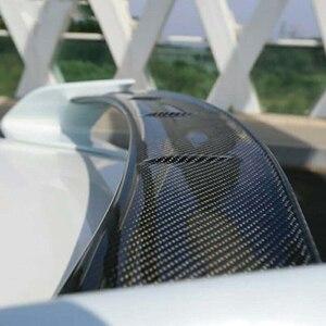 13-On GT86/ BRZ ROWEN Style Spoilers For Toyota 86/BRZ TOMMYKAIRA Carbon & Fiber Trunk Spoiler
