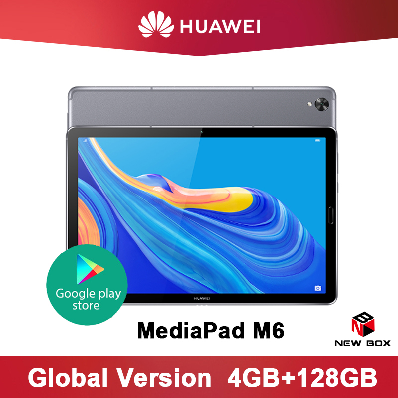 Huawei Mediapad M6 10.8 Inch WiFi Tablet PC Kirin 980 Octa Core Android 9.0 Fingerprint Google Play GPU Turbo 3.0