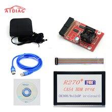 2020 R270+ V1.20 Auto CAS4 BDM Programmer R270 CAS4 BDM Programmer Professional Key prog with free shipping