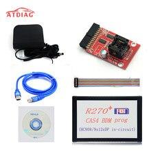 2020 R270 + V1.20 Auto CAS4 BDM programista R270 CAS4 BDM programista profesjonalny klucz prog z bezpłatną wysyłką