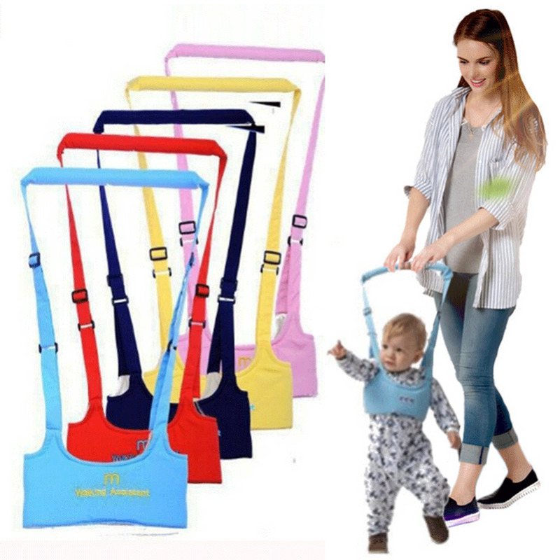 Baby Kids Toddler Learn Walking Belt Walker Wing Helper Assistant Safety Harness Trainning Tool