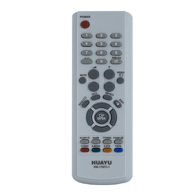 Пульт дистанционного управления подходит для samsung tv AA59 00332A RM 179FC 1 AA59 00345B huayu