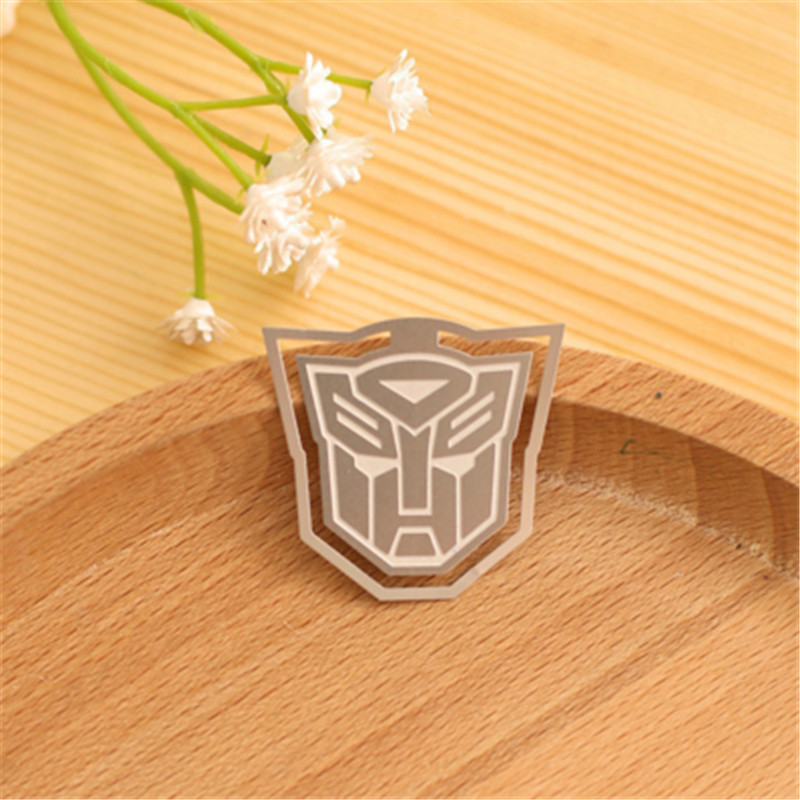Iron Man Superman Batman Captain America Bookmark Korean Student League Of Legends Metal Bookmarks