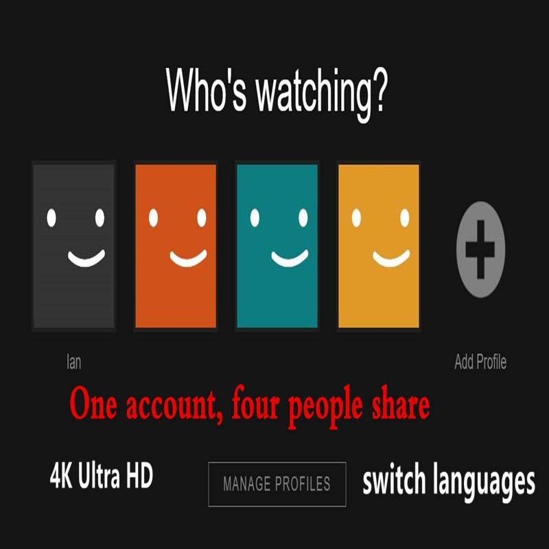netflix account fire tv stick 4K Ultra HD android tv box netflix premium family suscripcion netflix 1 année france año españa| |   - AliExpress