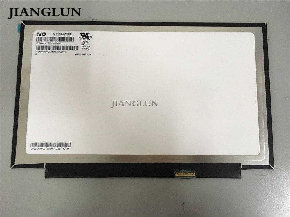 "JIANGLUN For lenovo YOGA260 M125NWR3 12.5"" LCD Screen 1366*768"