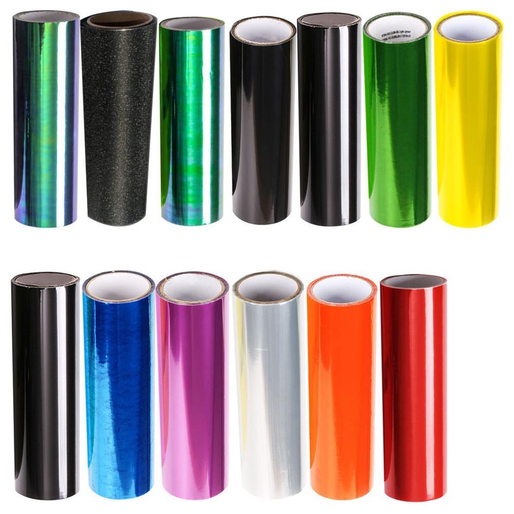 Faros de coche de Color película de luz trasera de película FAROS DE PELÍCULA TRANSPARENTE Camaleón de papel de aluminio para coche teléfono móvil pegatinas de ordenador portátil