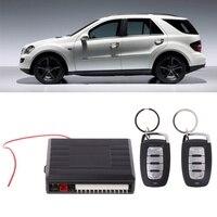 Porta central remota do carro que trava o jogo keyless do sistema da entrada do veículo 12 v