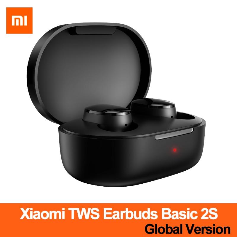¡Corre! Xiaomi MI TRUE Wireless Earbuds Basic 2S por 19 euros (-25% desc.)