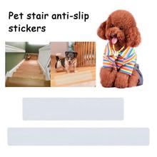 Tapes Pet Stair Non-Slip Stickers Stair Pedal Anti-scratch Stickers Cat Scratch Safety Wear-resistant Non-Slip Safety Step Tapes все цены