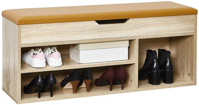 полка для обуви скамейка деревянная полка дверной шкаф органайзер фотография