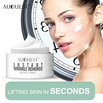 11.11 AuQuest 5 Seconds Wrinkle Remover Eye Bags Skin Lifting Anti Aging Wrinkle Cream Pre-makeup Primer Cosme Skin Care 1